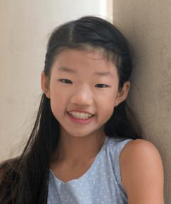 picture of speller number 86, Sarah Yee