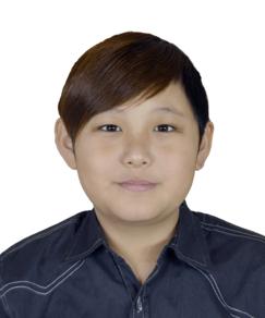 picture of speller number 102, Jaden Zhang