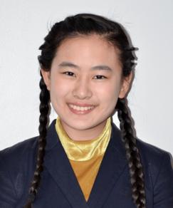 picture of speller number 114, Vanessa Xiao