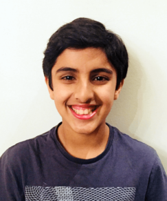 picture of speller number 129, Sidharth Mody
