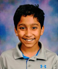 picture of speller number 153, Atman Balakrishnan