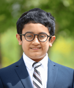 picture of speller number 157, Anmol Dash