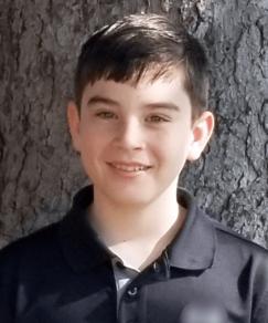 picture of speller number 158, Evan Bishir