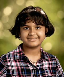 picture of speller number 159, Sharanya Chatterjee
