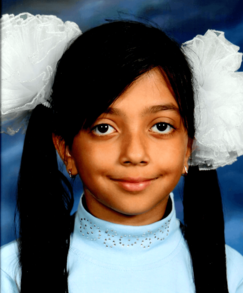 picture of speller number 160, Alesya Rathinasamy