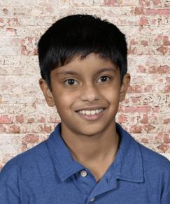 picture of speller number 183, Pranav Kollu