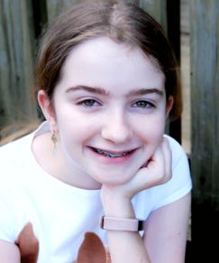 picture of speller number 184, Caroline Spivey