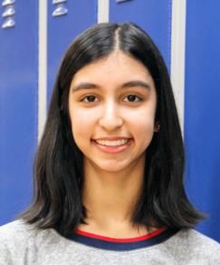 picture of speller number 187, Riya Joshi