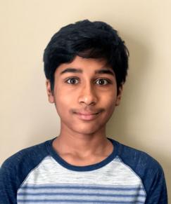 picture of speller number 192, Jashun Paluru