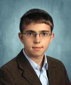 picture of speller number 213, Theodore Ignatovsky