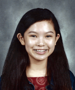picture of speller number 221, Ava Camille Bautista