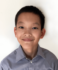 picture of speller number 224, Tai Nakamura