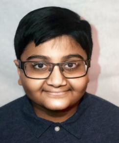 picture of speller number 227, Kris Patel