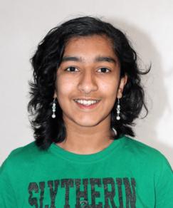 picture of speller number 231, Pragya Choudhary