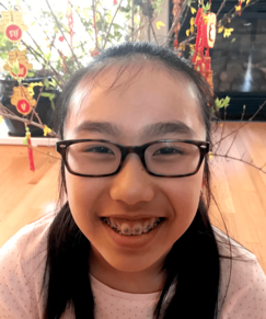 picture of speller number 237, Anh Thu Tran