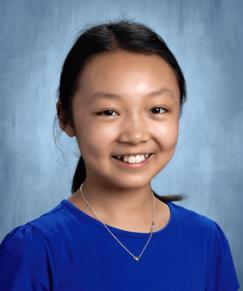 picture of speller number 242, Alice Liu