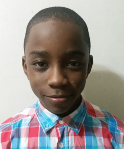picture of speller number 254, Olufemi Onigbinde