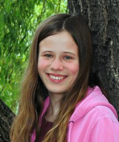picture of speller number 256, Karrissa Zanett