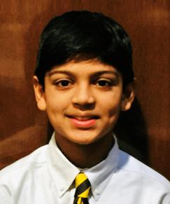 picture of speller number 265, Vikram Goddla
