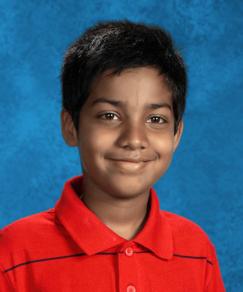 picture of speller number 279, Navneeth Murali