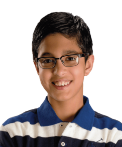 picture of speller number 280, Tanay Nandan