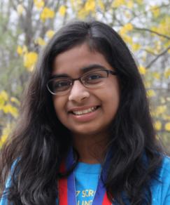 picture of speller number 288, Ashrita Gandhari
