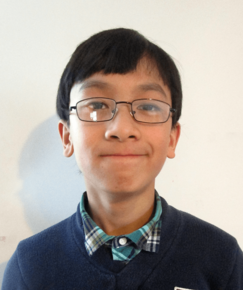 picture of speller number 292, Immanuel Soh