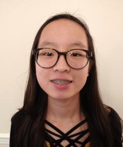 picture of speller number 295, Zoe Wang
