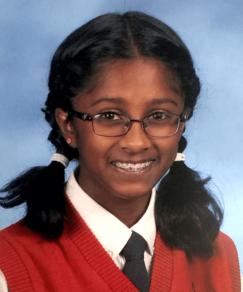 picture of speller number 297, Ranjana Ramesh