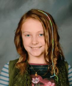picture of speller number 317, Mackenzie Sambroak