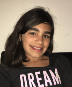 picture of speller number 336, Alia Abou Dakka
