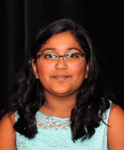 picture of speller number 347, Prisha Patel