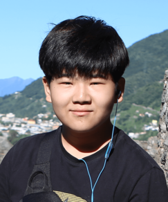 picture of speller number 349, Kyung Dong Kim