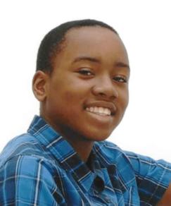 picture of speller number 352, Obiora Ude