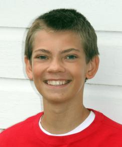 picture of speller number 357, Ryan Presler