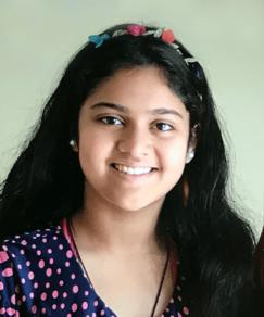 picture of speller number 360, Anushka Kulkarni