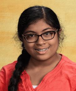 picture of speller number 361, Snehal Choudhury