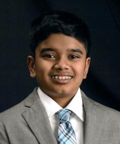 picture of speller number 375, Srivatsav Nemmani