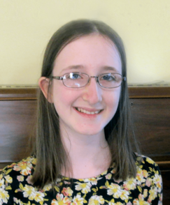 picture of speller number 381, Grace McKeegan