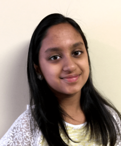 picture of speller number 407, Misha Agrawal
