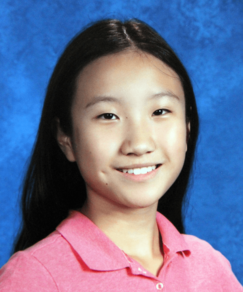 picture of speller number 413, Anna Liu