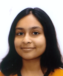 picture of speller number 419, Anoushka Upadhye