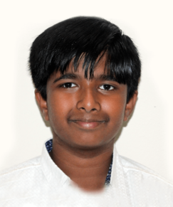 picture of speller number 422, Rohan Arulkumar