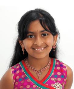 picture of speller number 434, Harini Logan