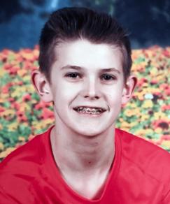picture of speller number 444, Finn Irving