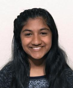 picture of speller number 456, Sonika Harish