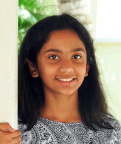 picture of speller number 458, Nikitha Prabhu