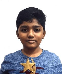 picture of speller number 460, Rohan Raja