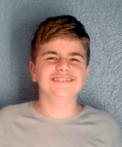 picture of speller number 463, Tristan Harper