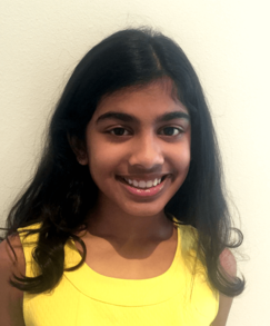picture of speller number 482, Anika Gundlapalli